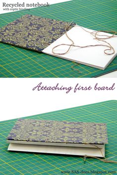 Recycled notebook tutorial part 2   SAS does ...: Recycled notebook tutorial part 2