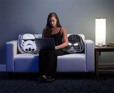 Star Wars Throw Pillows: The Comfy Side of the Force