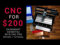printing has become much cheaper and accessible, but there has been a lack of decent CNC routers at the same price point. Now the 3018 CNC Pro from . Routeur Cnc, Cnc Wood, Lumber Storage, Tool Storage, Easy Woodworking Projects, Woodworking Jigs, Router Diy, Diy Cnc, Japanese Woodworking