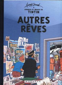 Tintin - Pastiches, parodies & pirates- Autres rêves