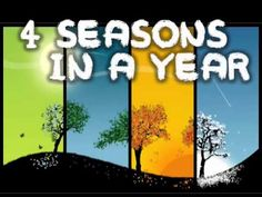 4 Seasons Song: This cheesy and catchy song would be a fun way to introduce the characteristics of the seasons to the class. Music is an amazing learning tool that can be included in any lesson and helps improve students memory of the subject. TM