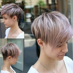 If you fancy a new look, you can't do better than choose an easy pixie haircut with a modern twist!  These are the latest pixie haircuts, favored by smart young women who set the trends and are always one step ahead.  Nape details are a new trend, and squared-off side-points are easing their way into …