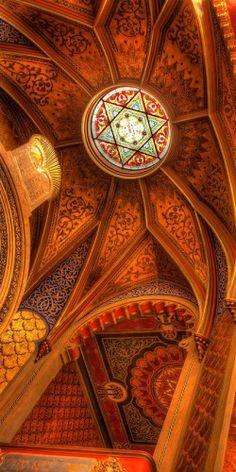 Synagogue - Prague, Czech Republic -