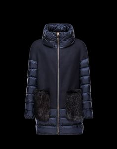 Moncler Fayrac 41568388Vx-only $2,285.00 =$920.00 Save: 60% off Coat made of a mix and match tonal materials: diagonal-effect wool blend, lightweight nylon and fur. Gold zipper http://www.moncler-outletstore.com/moncler-fayrac-41568388vx.html