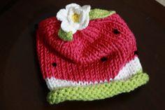 Knitted hat, baby hat, gift hat, children hat, newborn hat, flowery hat, girl hat, pink hat