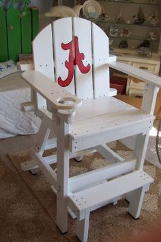 I think I need to build one of these. Roll Tide Alabama!