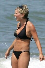 Kate Gosselin Beach Bikini