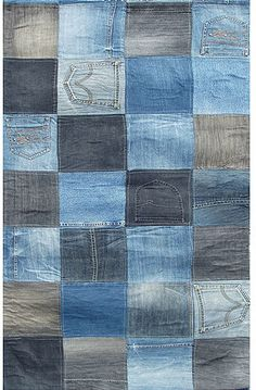 1000 Images About Rugs On Pinterest Denim Rug Blue