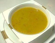 Yeşil Mercimek ile Buğday Çorbası