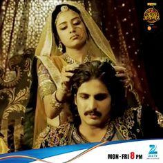 Jodha Akbar 2nd June 2014 Full Episode Watch online « Indian Dramas online | Pakistani TV Dramas