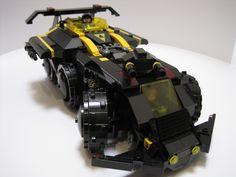Neo-Blacktron Battrax | Flickr - Photo Sharing!