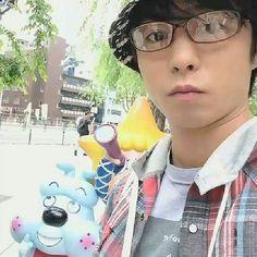 new selfie(*∀) #嵐 #嵐にしやがれ #櫻井翔 #翔ちゃん #Arashi #SakuraiSho