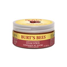 Burt's Bees - Gommage au Sucre - Cranberry et Grenade