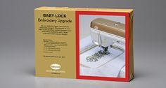 Baby Lock: Embroidery Upgrade Kit -BLTY,BLJY, BLPY