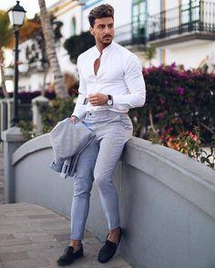 Pin by juan karlos cruz on men's fashion стили мужской моды, Formal Dresses For Men, Formal Men Outfit, Formal Suits, Formal Prom, Mens Fashion Suits, Mens Suits, Stylish Men, Men Casual, Casual Chic