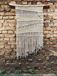 Large Macrame, Macrame Wall Hanging, Woven Wall Hanging, Wall Tapesrty, Boho Wall Decor, Large Macrame Wall Hanging, Macrame Wall Art, Boho by OhMyKnot on Etsy