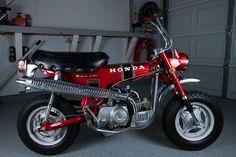Honda CT70 Mini Trail Parts - http://minitrailparts.com/honda-ct70-mini-bike-parts/