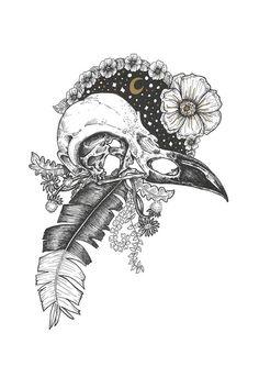 Talisman by BirdBlackEmporium on Etsy, $35.00