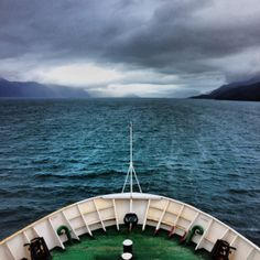 72 Hours In The Chilean Fjords @darleytravel