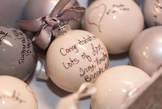 matrimonio invernale guestbook palle albero decorazioni