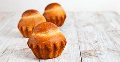 Recette de Briochette parisienne légère sans sucre au yaourt nature 0%. Facile et rapide à réaliser, goûteuse et diététique.