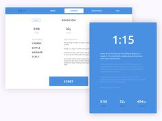 Fltrr - Recipe Information and Timer by Matthew Famularo