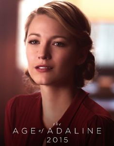 As if Blake Lively weren't enough. In her latest movie, The Age of Adaline, she stars as a beautiful young woman who — through an enchanted moment involving an old-timey car crashing into a lake — becomes lucky (or cursed, depending on how. Blake Lively Age, Blake Lively Family, Blake Lively Style, Adaline Bowman, Age Of Adaline, Blake Lovely, Beautiful Girl Image, Woman Crush, Gossip Girl