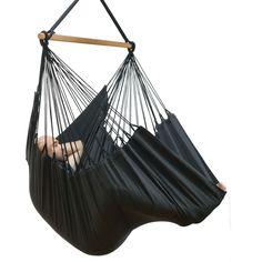 Good H ngesessel H ngesitz Cad XL Grafith aus hochwertiger Baumwolle ist das perfekte Sitz und Liegem bel