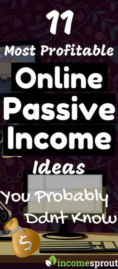 best way to make money online is throuugh passive income. #workfromhome #makemoneyonline #Blogging