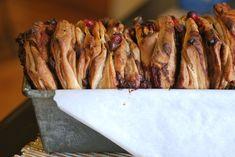 Always Order Dessert: Cranberry Chocolate Chip Pull-Apart Bread