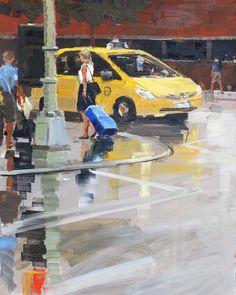 Painter Irina Alexandrina NYC3
