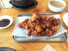 삼백집 닭튀김