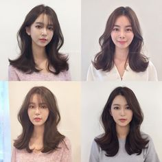 Pin on hair Haircuts For Long Hair, Permed Hairstyles, Pretty Hairstyles, Medium Hair Cuts, Medium Hair Styles, Long Hair Styles, Long Layerd Hair, Korean Wavy Hair, Ulzzang Hair