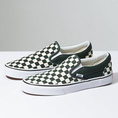 Lots and lots of patterns, shades of color and looks make slip-on sneakers fun and exciting to don with the preferred calm setup. slip on sneakers outfit spring Black Slip On Sneakers, Vans Slip On, Dress With Sneakers, Vans Sneakers, Vans Shoes, Converse, Shoes Jordans, Cute Vans, Cute Shoes