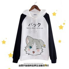 Unisex Men Women Anime Re:Life in a different world from zero Puck Cotton Hoodie Coat Sweatshirts Cosplay Costumes