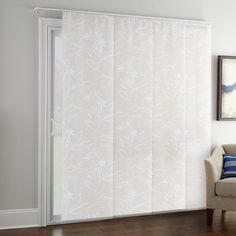 Good Housekeeping Light Filtering Panel Track  from SelectBlinds.com