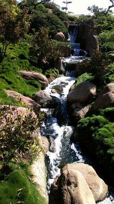 Japanese Gardens Sherman Oaks,CA