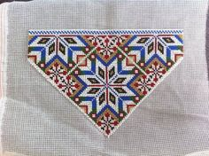 Bringeduk til Fanabunad, pike Crochet Bedspread, Hardanger Embroidery, Cross Stitching, Norway, Cross Stitch Patterns, Needlework, Diy And Crafts, Textiles, Crafty