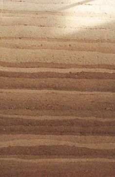 Image result for 版築壁 Earth Texture, Rammed Earth Homes, Entrance Hall, Hardwood Floors, Concrete, Architecture, Stone, Image, Pavilion