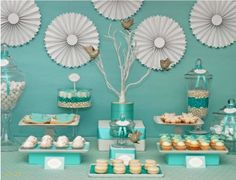 Sweet Table Created For A Corporate Event At Bellissima By Vancouver Party Planners...WhiskPaperScissors