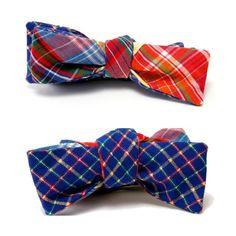 Pierrepont Hicks bow ties