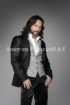 AMOR ES SILENCIOM.AS MARCO ANTONIO SOLIS