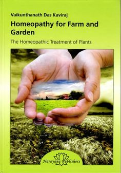 homeopathy for the garden