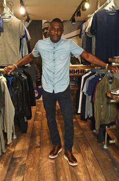 979ab79fffcb Construction Of A Black Man's Wardrobe | Men's Fashion | Mens ...