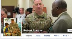 ROBERT ABRAMS... YET ANOTHER FAKE U.S.Army PROFILE FOR SCAMMING.https://www.facebook.com/FIGHTINGTHEMUGU/posts/546448505542531