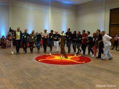 10ª Roda de dança circular no brechó Capricho à Toa