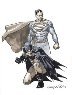 World's Finest by Cary Nord