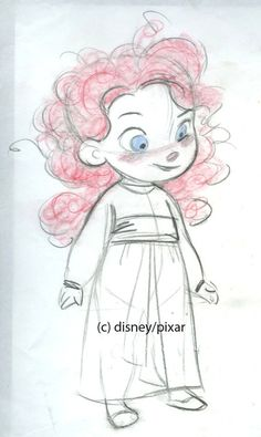 if you had a chance to change your fate would you?-merida