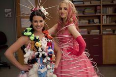 Glee Lady Gaga Costumes
