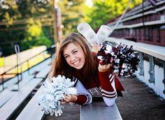 senior/ cheer